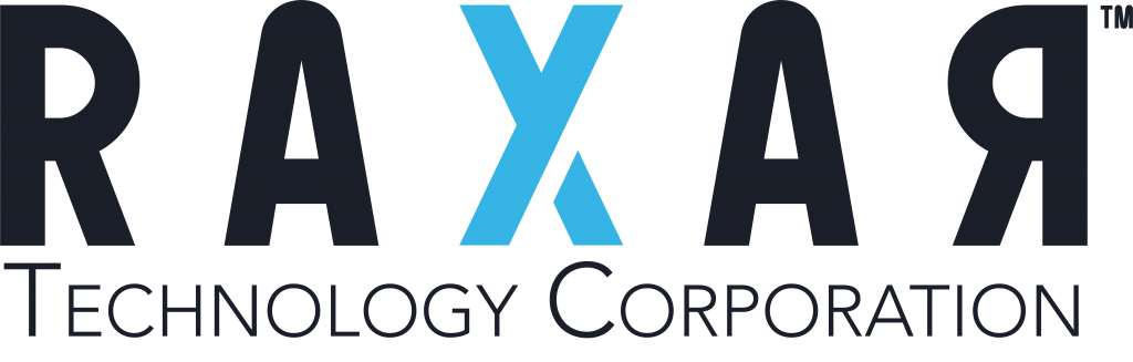 Raxar technology corporation logo