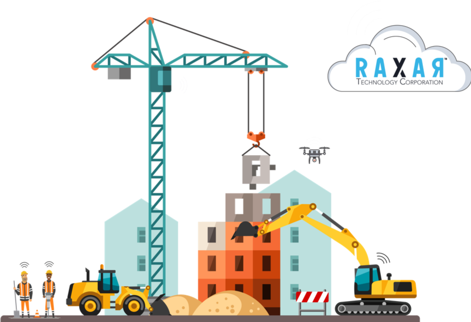 Construction software and sensor integration management