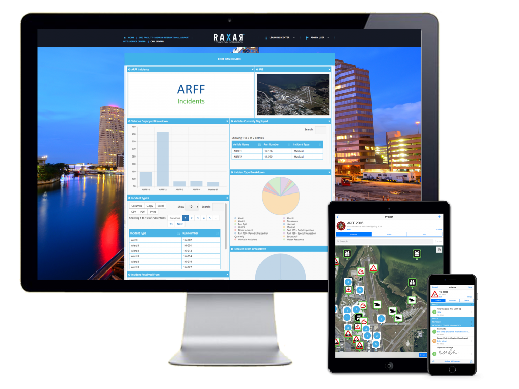 Airport ARFF Management Software