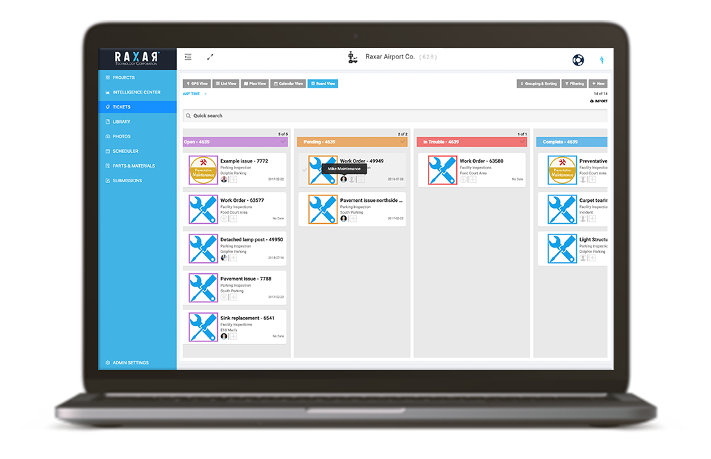 airport scheduling management software