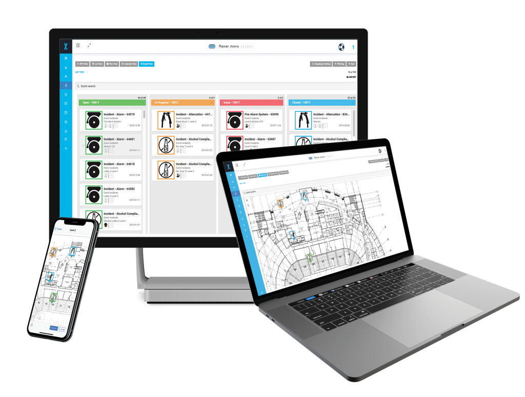 Security Safety and Compliance Software Solution